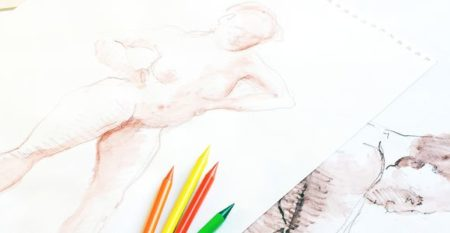 Drawing a human figure