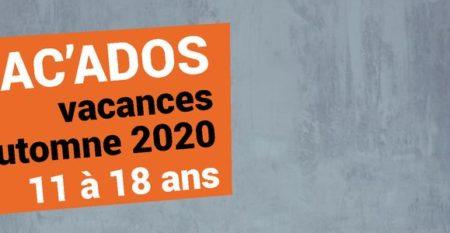 Plaquette VacAdos 2010 -800300